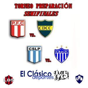 Torneo Preparación: Las semifinales el martes en Paraná y Sportivo