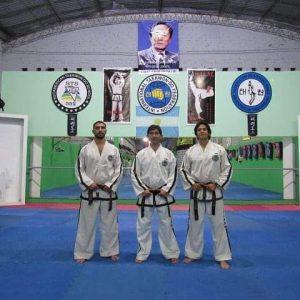 El director del Instituto Mu Deuk Kan  y coach de la Selección Argentina participó del instructorado internacional realizado por la F.A.A.T.