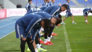 Luego de la derrota ante Venezuela, la selección enfrenta a Marruecos