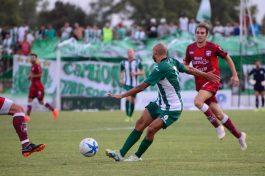 Federal A: Defensores de Belgrano ganó, es puntero y acaricia la clasificación