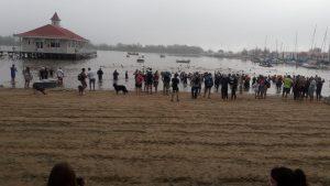 Tria San Pedro: Más de 200 atletas en el Triatlón organizado pro la Liga
