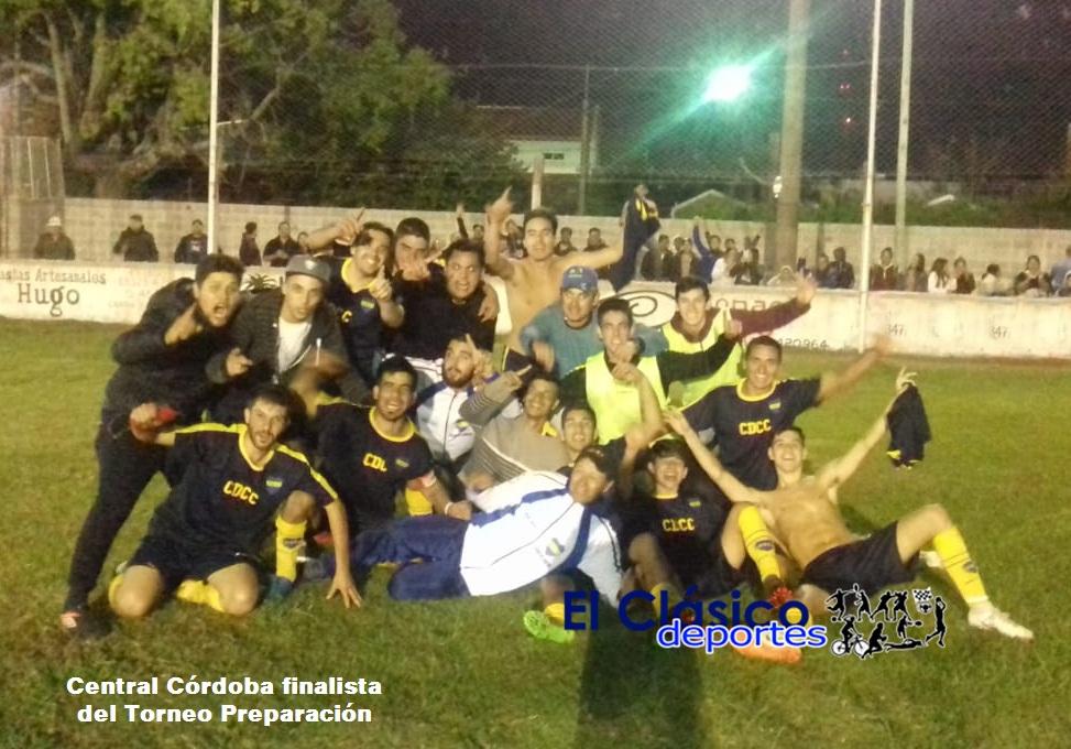 Torneo Preparación: ¡Central Córdoba también es finalista!