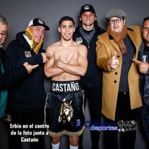 Matías Erbin preparó a Castaño para retener el titulo mundial