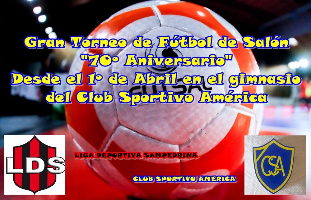 Futsal: La Liga y el Club América organizan el primer certamen del año