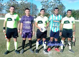 Copa de clubes: Derrota de Las Palmeras en Campana