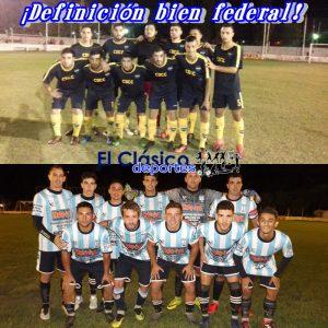 Torneo Preparación: Central Córdoba define el título con Las Palmeras