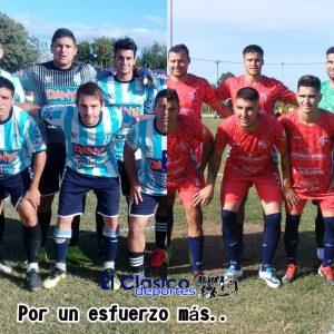 Fútbol: Las Palmeras juega el sábado y Mitre el domingo