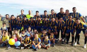 Copa de Clubes: 12 de Octubre y Pabellón Argentino igualaron en el partido de ida