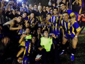 Copa de Clubes: 12 de Octubre de San Nicolás es el campeón