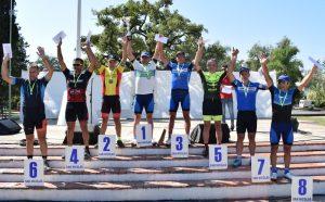 Ciclismo: Con gran éxito se desarrolló una nueva edición de la prueba Ramallo-Fighiera