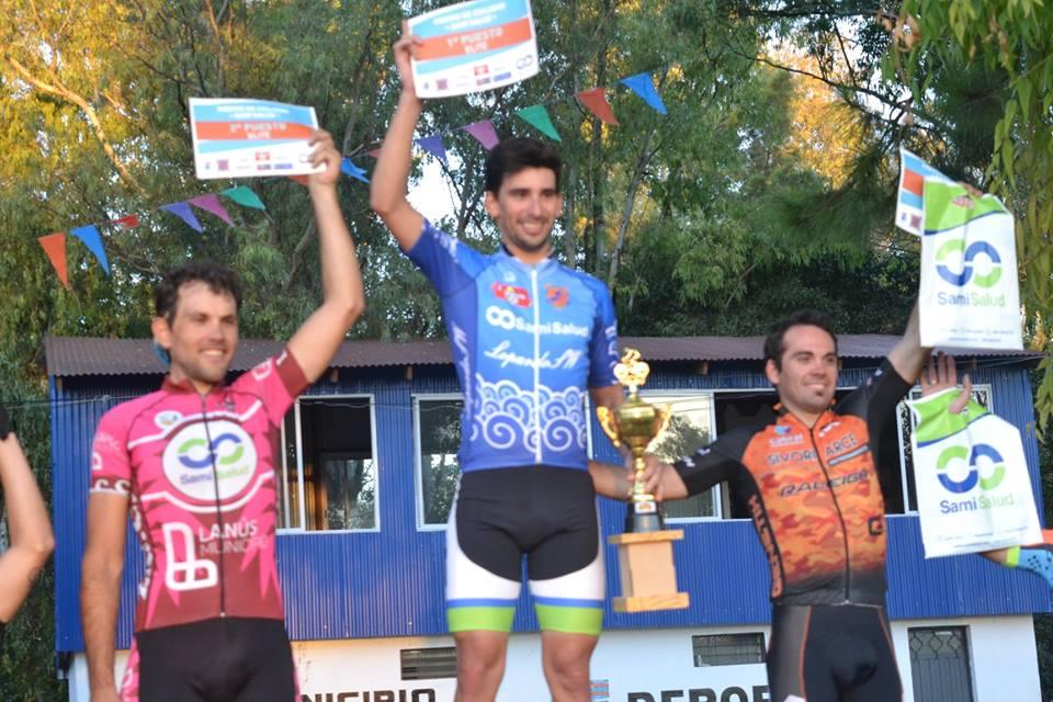 El «Gran Premio Sami Salud» de Lomas de Zamora se lo llevo Mariano Manzo.