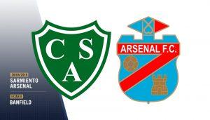 Por un ascenso a Primera, Arsenal-Sarmiento definen la B Nacional en una final