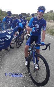 Chipolini ya está trabajando con el equipo en España
