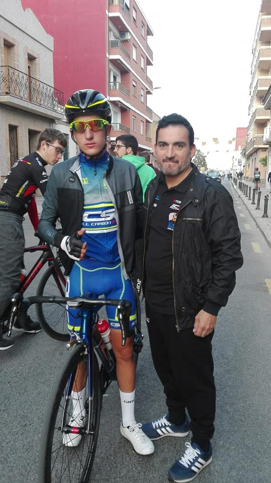 Fran Chipolini debutó en España
