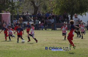 Baby fútbol: Los partidos de octavos de final y su programa con canchas y horarios