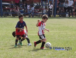 Las novedades del baby fútbol: Resultados, posiciones y próxima fecha