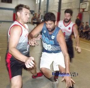 Básquet de primera división: Náutico y Tiro Federal los finalistas
