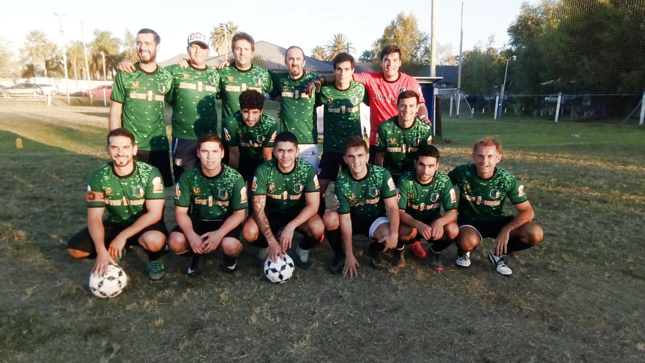 Fútbol interno: En Pescadores el campeón es Aston Birra