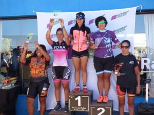 Rural Bike: Viviana Gómez ganó la general damas