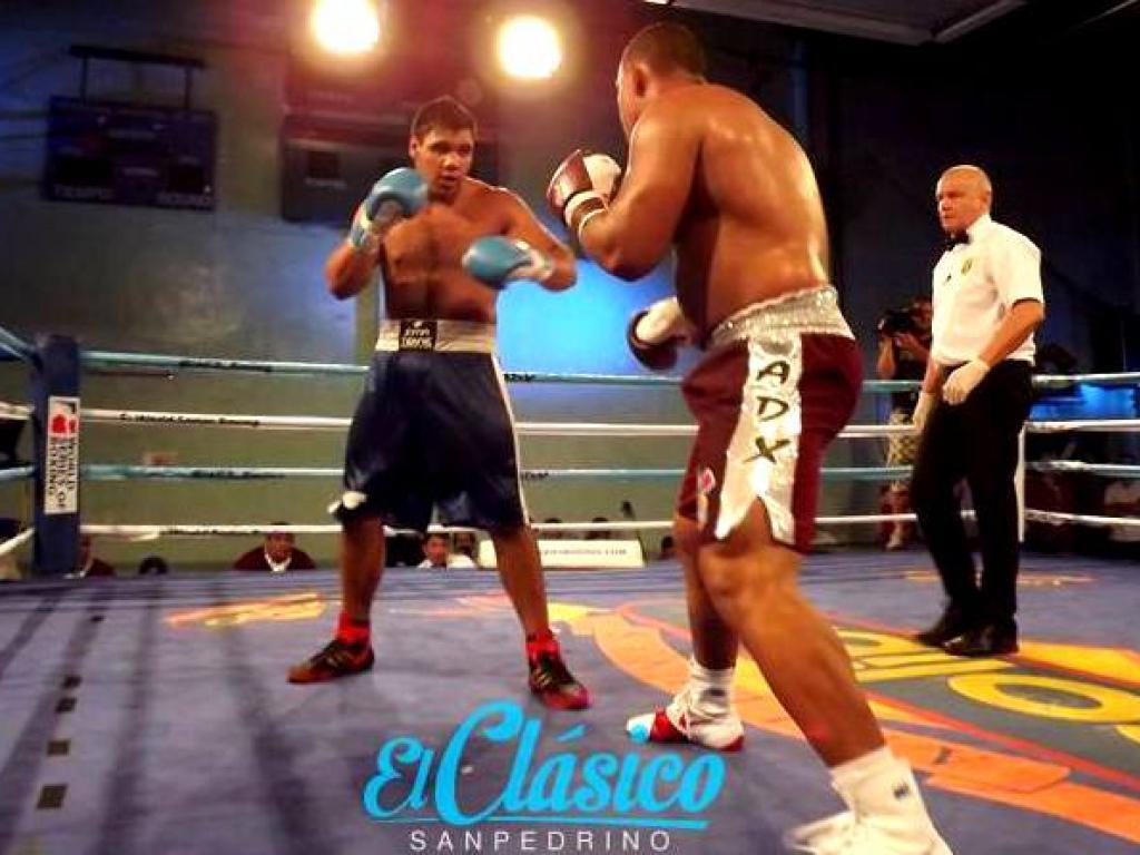 Boxeo: Espíndola-Schmitt en la pelea de fondo de la velada profesional en San Pedro