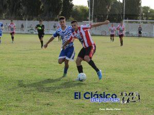 Fútbol local: Tres punteros tiene el Torneo Oficial. Tarde de muchos goles!!