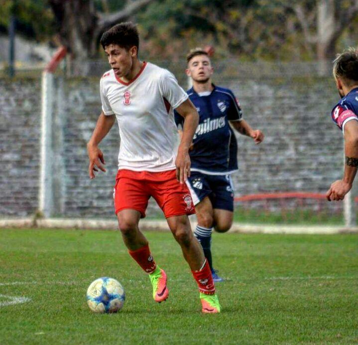 Sebastián Ramírez se entrenó con la primera y es probable que debute ante San Lorenzo por la Copa Superliga