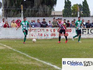 Fútbol local: Los postergados de la quinta fecha se juegan el domingo