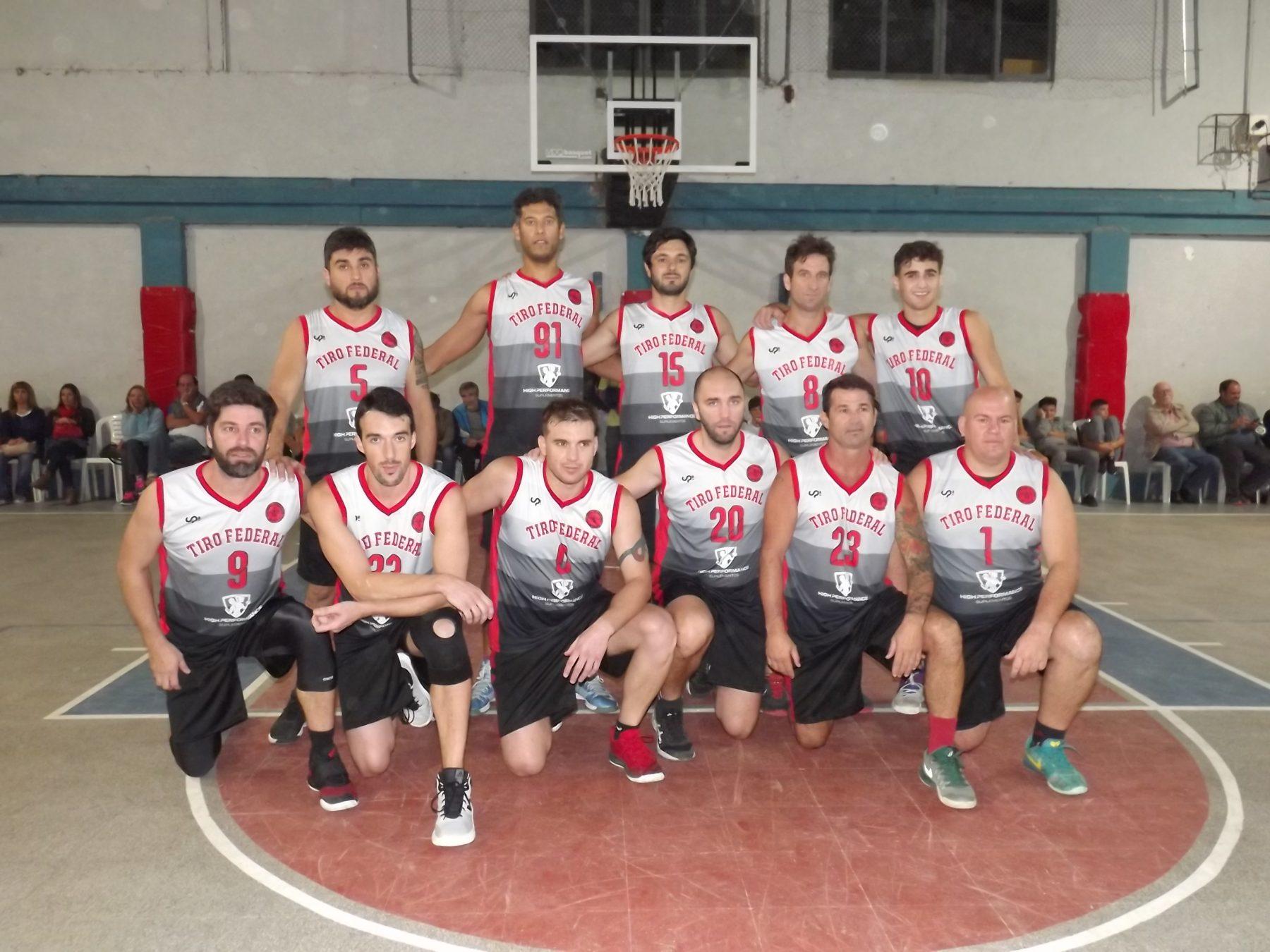 Comienza el Torneo +35 que organiza Paraná