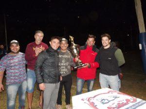 Pescadores sumó más puntos en la Copa Amistad