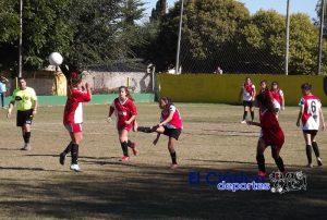 Tres punteros tiene el fútbol femenino tras jugarse la segunda fecha