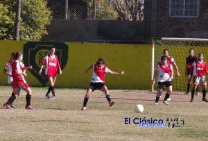Fútbol femenino jugará la tercera fecha el domingo en Pescadores
