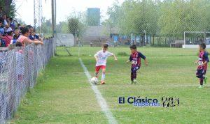 Fútbol Infantil: Partidos y horarios del «Clausura»
