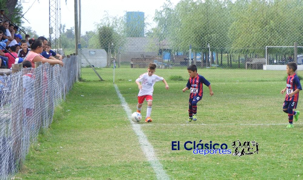 El Baby fútbol juega la décima fecha. Partidos y horarios