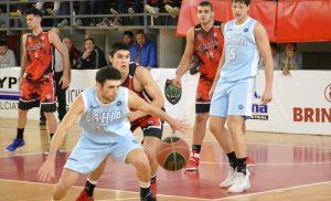 Federico Repetti Subcampeón Provincial U19 con Bahía Blanca