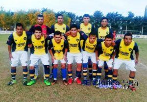 Fútbol local, Primera «B»: América le ganó a San Roque y es escolta