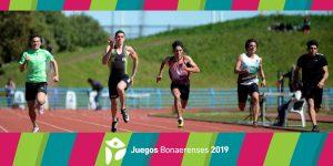 Etapa local de los Torneos Bonaerenses en marcha