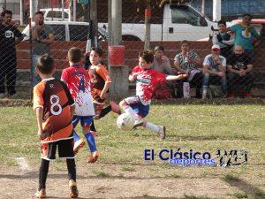 Baby Fútbol: Los resultados de la décima fecha del Torneo Apertura