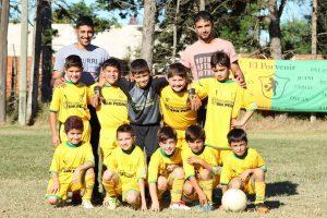 Baby fútbol: Resultados de la fecha 9 del Torneo Apertura