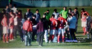 Agredieron a Joaquín Gil en la final de la Región Pampeana Norte del Torneo Regional