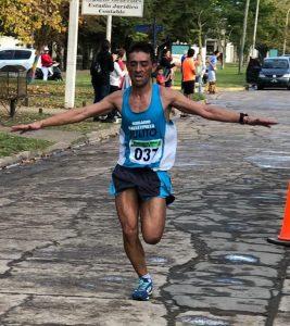 Santa Lucía corre: Ganó Lavezzi