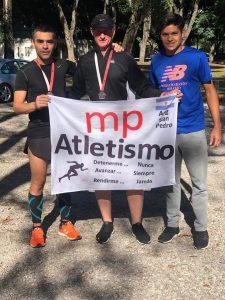 Sampedrinos en la Media Maratón de Rosario