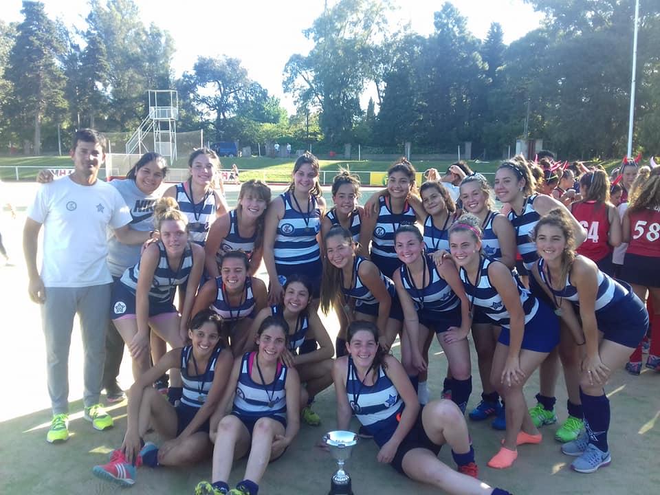 Hockey: Los Andes participará del Provincial U18 de Junín