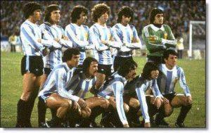 Hace 41 años Argentina se consagraba por primera vez campeón mundial