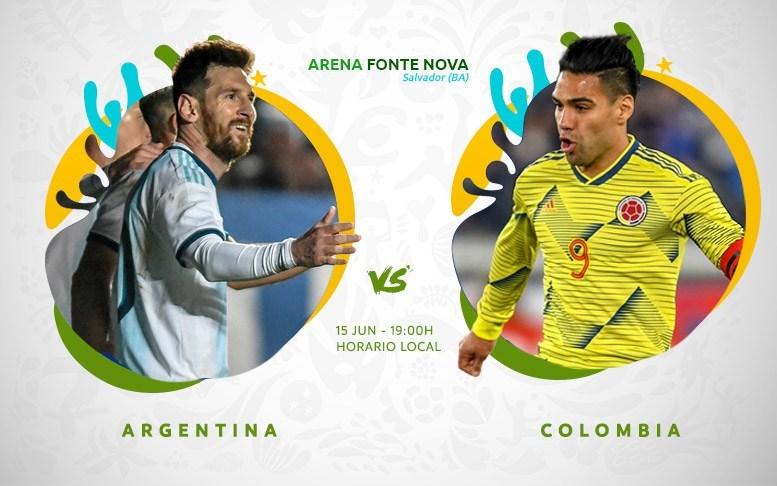 Argentina vs Colombia, el debut de la Selección en la Copa América