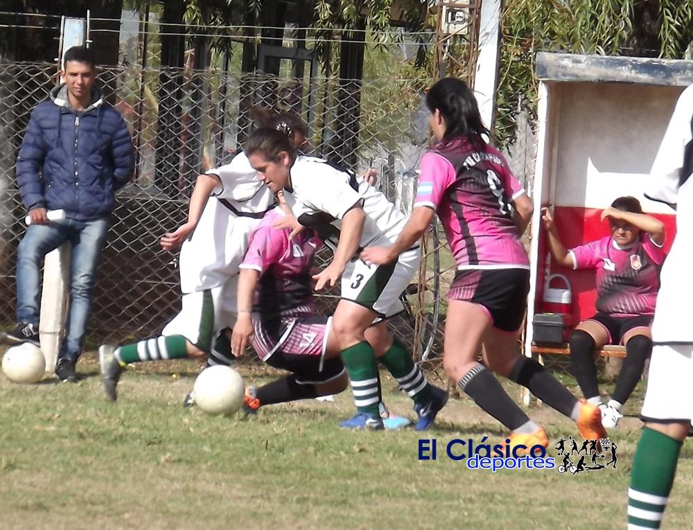 La jornada de fútbol femenino se jugará en Independencia FC