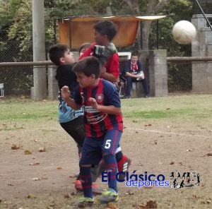 Baby fútbol: El sábado la 13° fecha del Apertura