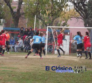 Fútbol femenino: La 6° fecha se juega en Sportivo América
