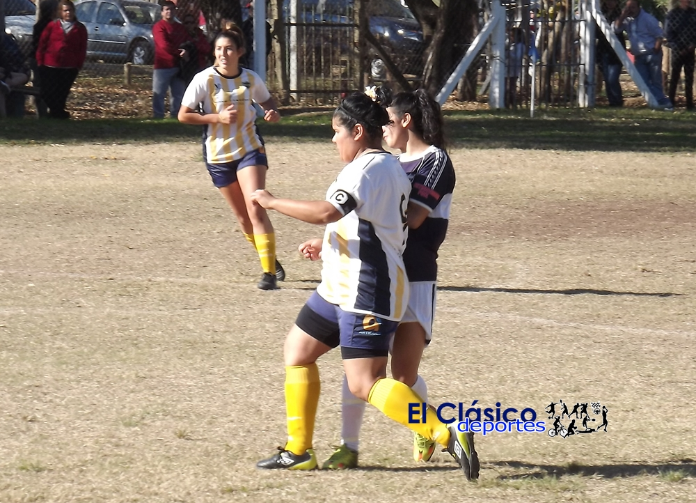 Fútbol femenino: La séptima fecha se juega en Baradero