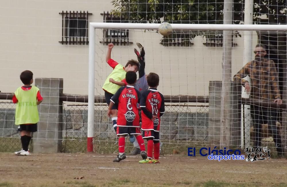 Baby Fútbol: Finalmente se pudo jugar la fecha 14