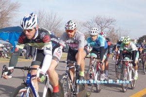 Varios ciclistas de nuestra ciudad participaron en el Panorámico de Pergamino